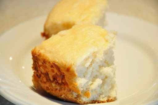 Parmesan Garlic Quick Bread