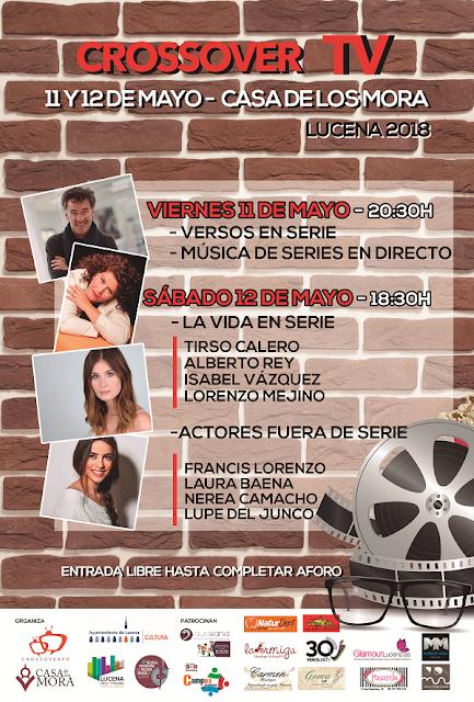 Jornadas sobre series de televisión en Lucena