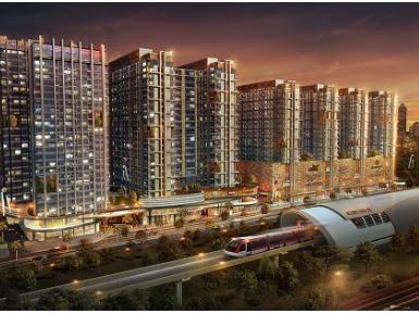 LRT City : Hunian Zaman Now Bebas Macet!