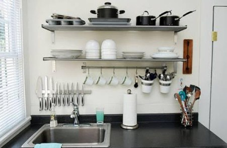 How To Organize Your Kitchen Without Kitchen Set
