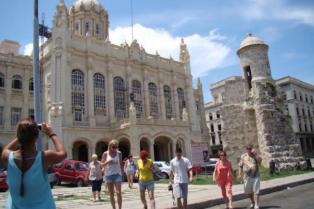 muzeum rewolucji Kuba, Hawana