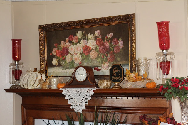 Autumn Decorations, Living From Glory To Glory Blog