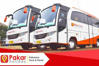 Pakar Holiday Penyedia Jasa Sewa Bus di Bandung Terbaik