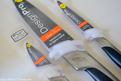 Chicago Cutlery Designpro Knives A Video Review Mom On Timeout