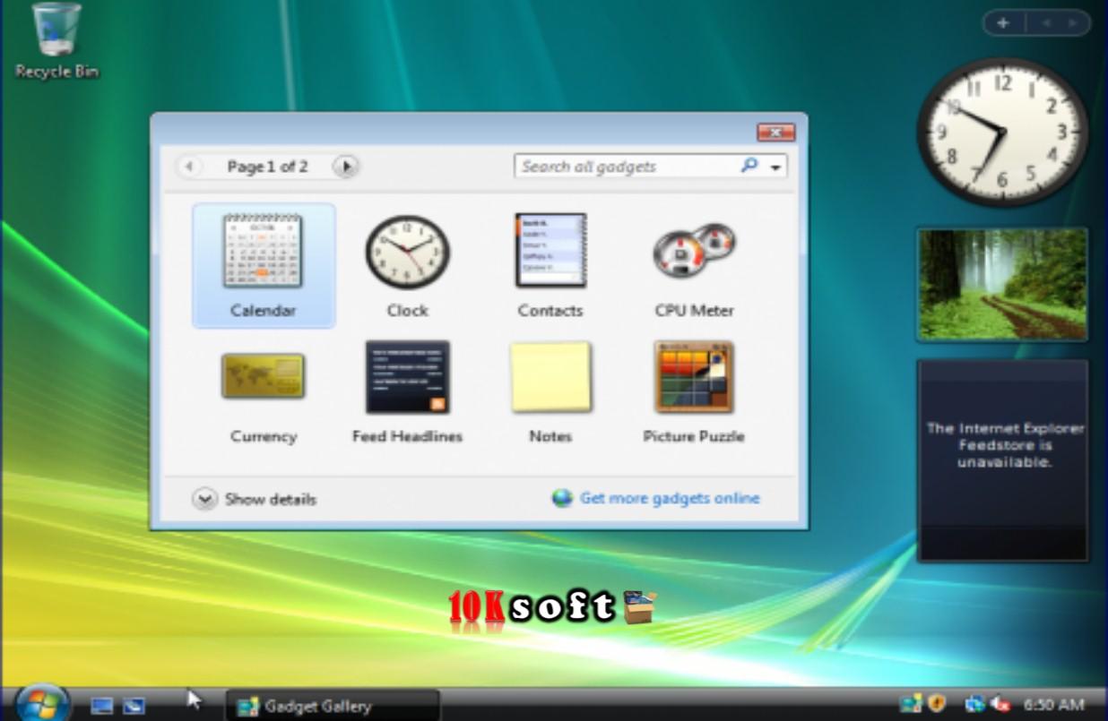 Windows Vista Bootable ISO Free Download