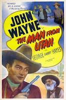 Portada película El Hombre de Utah