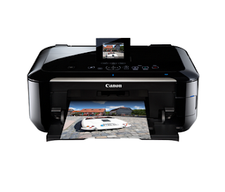 Canon PIXMA MG6260 Setup & Driver Download