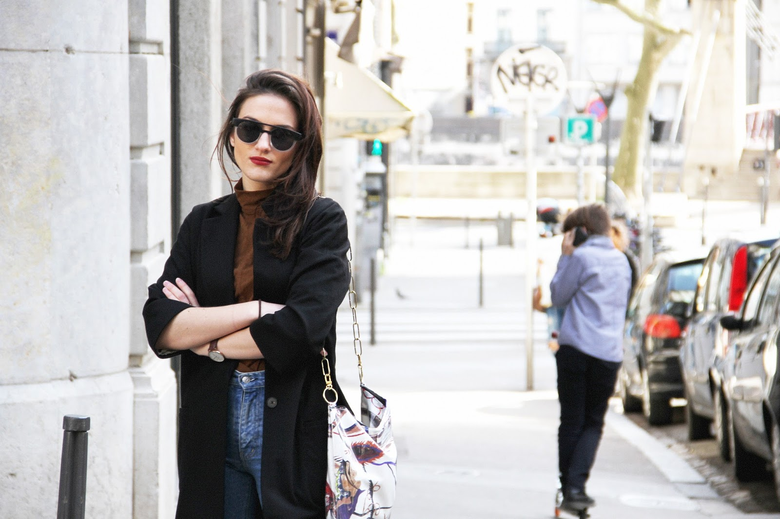 Outfit of the day #63 x les beaux jours