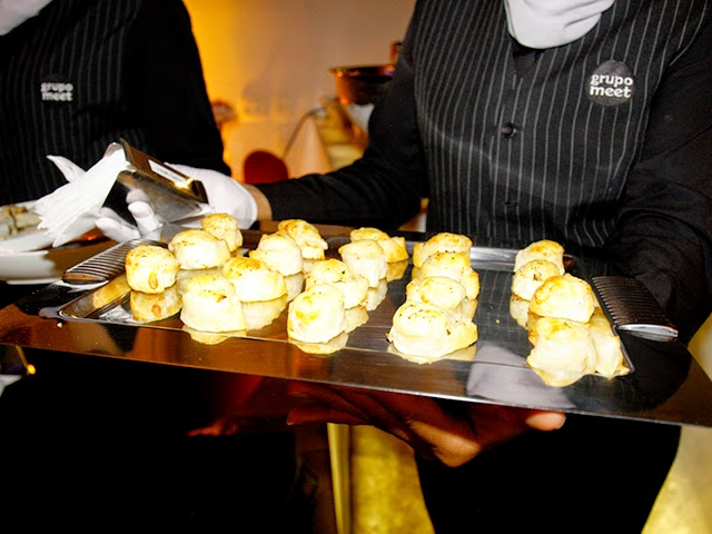 Salgados e Finger Food - Mini Wedding / Casamento