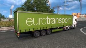 EuroTransport trailer mod