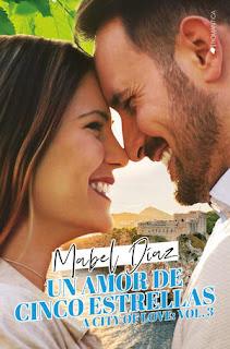 Un amor de cinco estrellas de Mabel Díaz - A city of love, #3