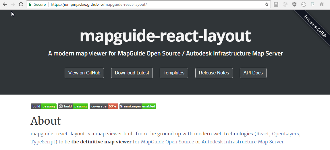 The Map Guy(de): Announcing: mapguide-react-layout 0 9