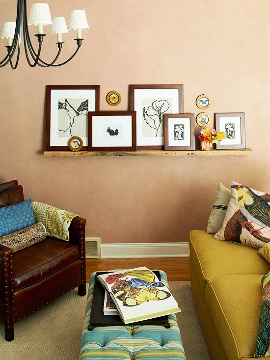 Homez Deco Kreative Homez Blank Wall Solutions