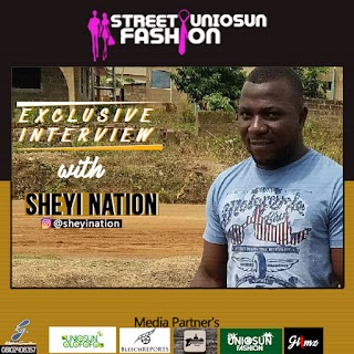 UNIOSUNSTREETFASHION EXCLUSIVE INTERVIEW WITH SHEYI NATION