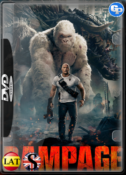 Rampage (2018) DVD5 LATINO/INGLES