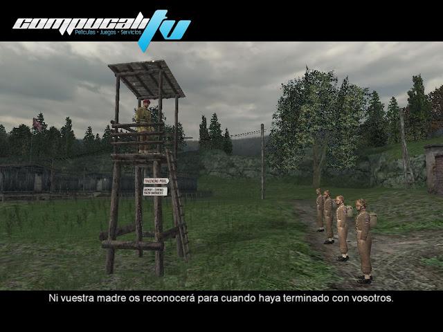 Hidden & Dangerous 2 PC Full Español