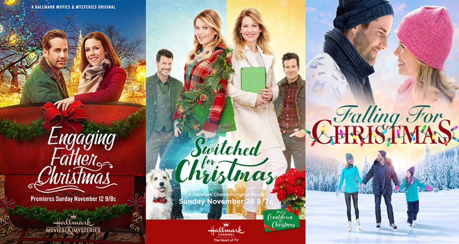 Hallmark Christmas In July Logo.Hallmark Gives Viewers A July Filled With Christmas Movies