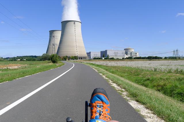 De Paris à Narbonne en vélo, Belleville-sur-Loire