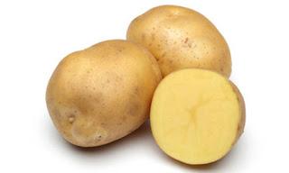 Mengatasi Jerawat menggunakan kentang