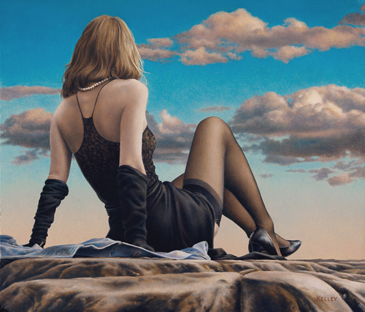 Paul Kelley, 1955   Figurative/Realist painter   TuttArt