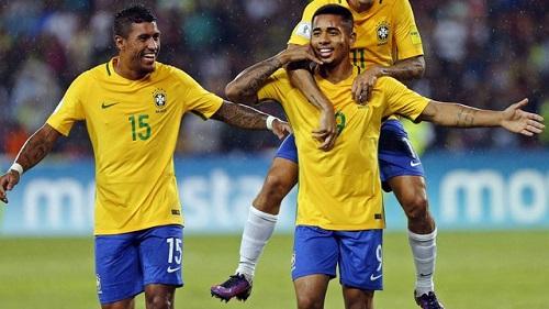 Làn sóng trẻ hóa đội tuyển Brazil mang lại niềm vọng cao cho NHM