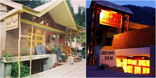Cafe 1947, Old Manali,Best places to eat in Manali, Where to Eat in Manali