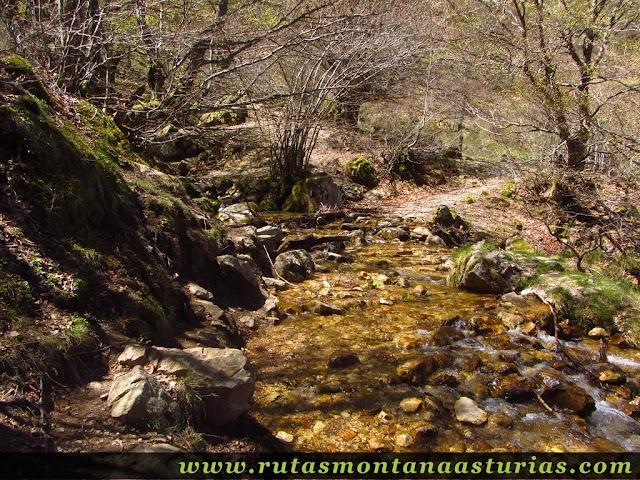 Arroyo del Mongallu