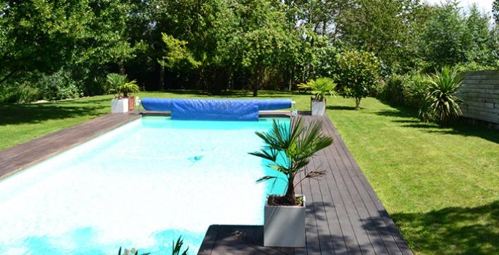 Jardin piscine comment en prendre soin pendant les for Algues dans la piscine