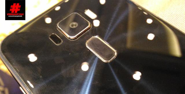 Sensor - ASUS Zenfone 3