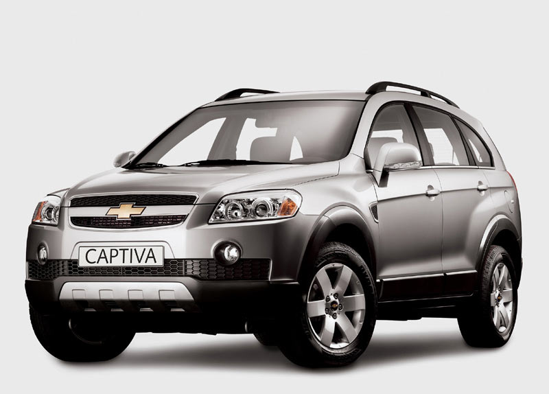Asemik: New Captiva 2011