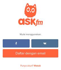 Akun Ask.FM
