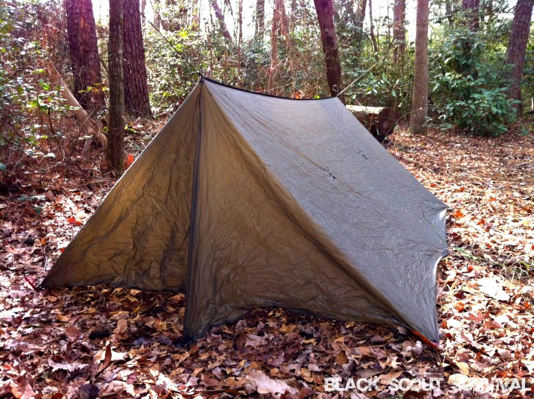 Warbonnet Outdoors Ground Tarp Review & Black Scout Survival: Warbonnet Outdoors: Ground Tarp Review