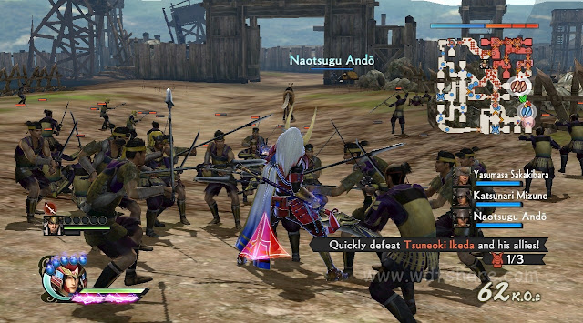 Samurai Warriors 4-II Free Download