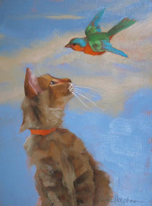 Tilda and the Bird