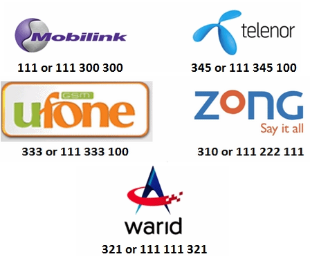 Latest All Network Database (Jazz, Zong, Telenor, uFone, Warid) - PAKleet