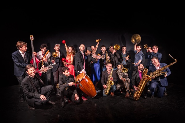 ¿Who's The Cuban? Orchestra rassemble la force de ¿Who's The Cuban? et du Nancy Ska Jazz Orchestra