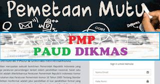 Cara Mengisi PMP PAUD Dikmas dejarfa.com