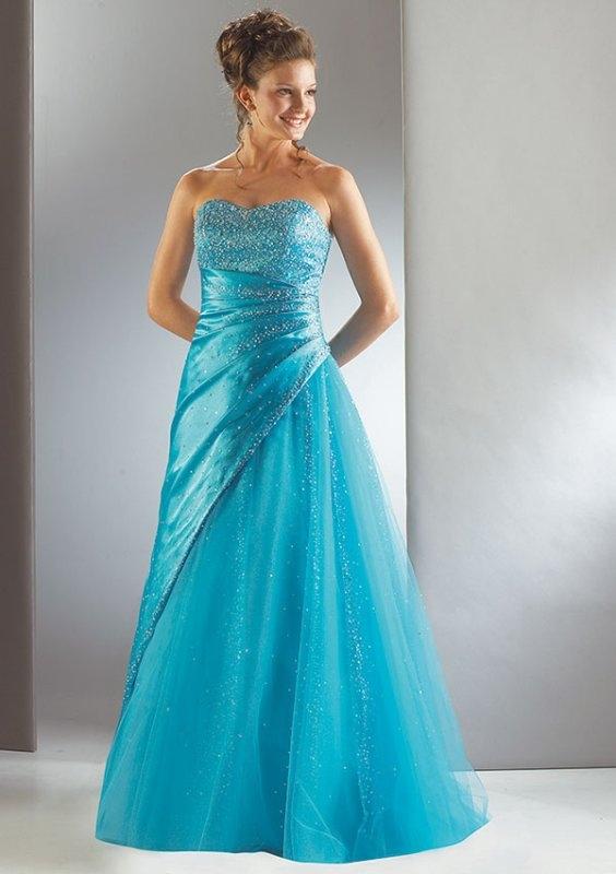 She Fashion Club Blue Prom Dresses