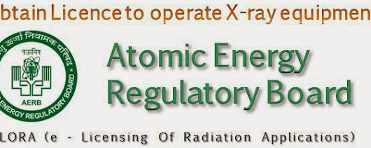 e-Licensing for Radiation Applications