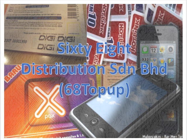 sixty eight distribution sdn bhd (68topup)