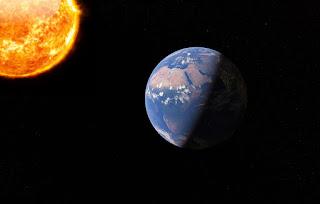 i movimenti di rotazione e rivoluzione della terra, riassunto di geografia