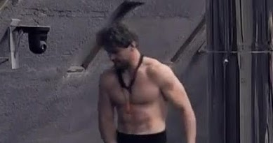 Derek Hough Spotted Shirtless AGAIN | Oh yes I am