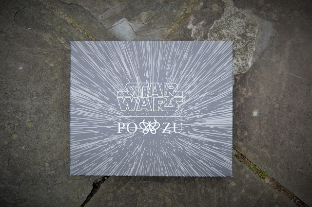 Box with Star Wars Pozu written on top.