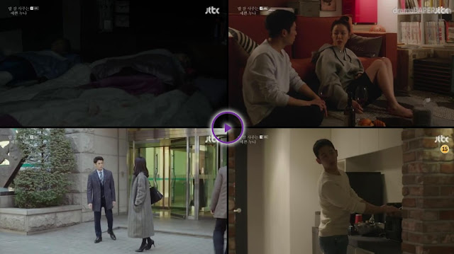 Something In The Rain Episode 8 Subtitle Indonesia
