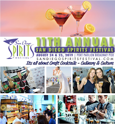 Enter to win tickets to the San Diego Spirits Festival - August 24-25!