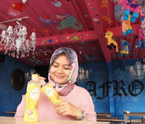 NATSBEE Honey Lemon - MENGONTROL POLA GAYA HIDUP TIDAK SEHAT