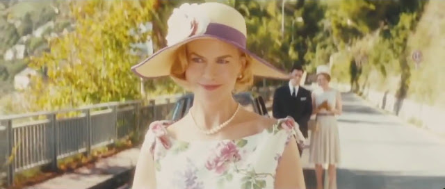 The first poster for the new Grace Kelly biopic starring Nicole Kidman is released