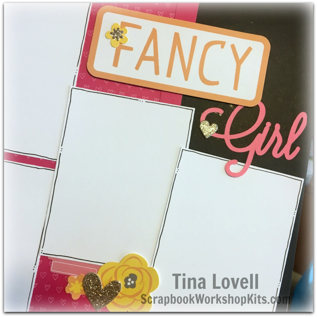 How to scrapbook faster - So How Does This Work It S Very Simple