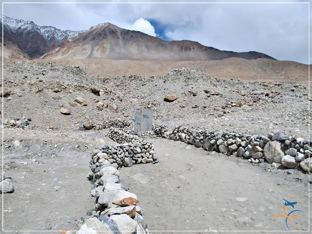 Estradas de Ladakh, Índia