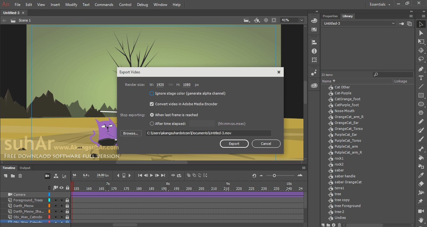 Download Adobe Animate CC 2019 Final Latest Version, Adobe Animate CC 2019 Offline Installer, Adobe Animate CC 2019 Full Patch
